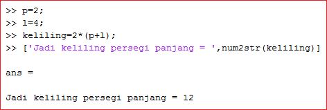 penggabungan number dan string