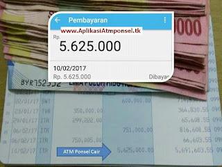 Mutasi rekening bukti penghasilan Aplikasiatmponsel.tk bisnis online media android