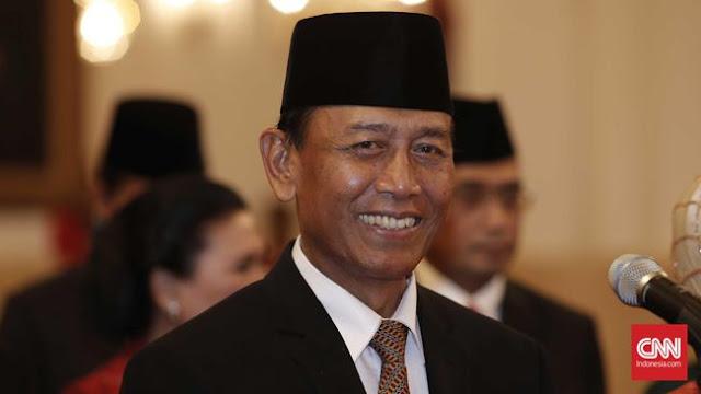 Sejumlah Tokoh Agama Jamin 2 Desember Super Damai, Wiranto: Jaminan yang Menggembirakan : Berita Terhangat Hari Ini