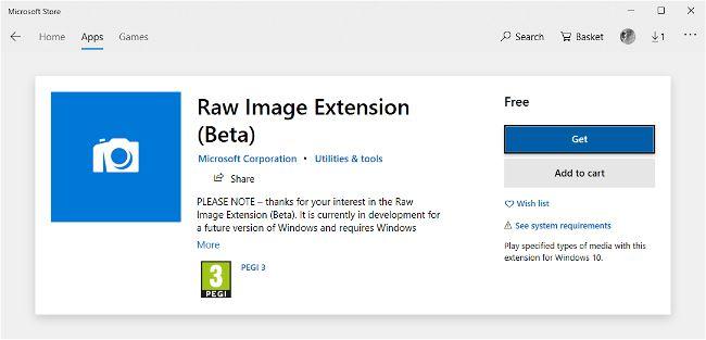 Format RAW Windows 10