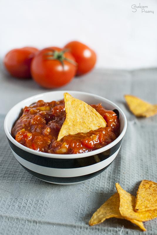 sos salsa do nachos