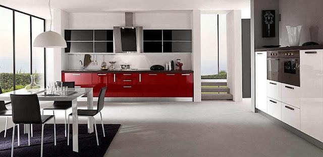 Materiales para cocinas ii lacados los m s vers tiles cocinas con estilo ideas para - Acabados de cocinas ...