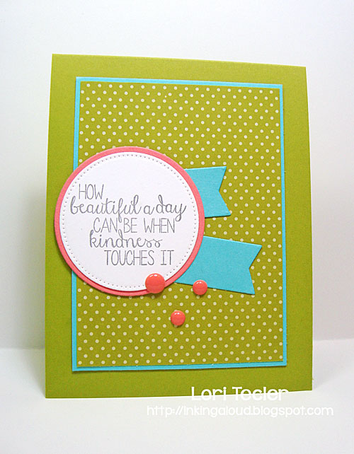 How Beautiful a Day Can Be card-designed by Lori Tecler/Inking Aloud-stamps from Reverse Confetti