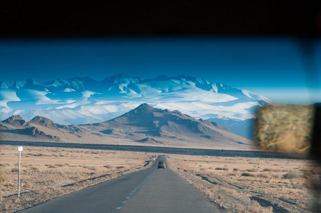 To Kosh-Agach; Altai Republic