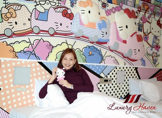 keio plaza hotel japan hello kitty room cute