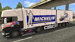 Standalone Michelin trailer updated