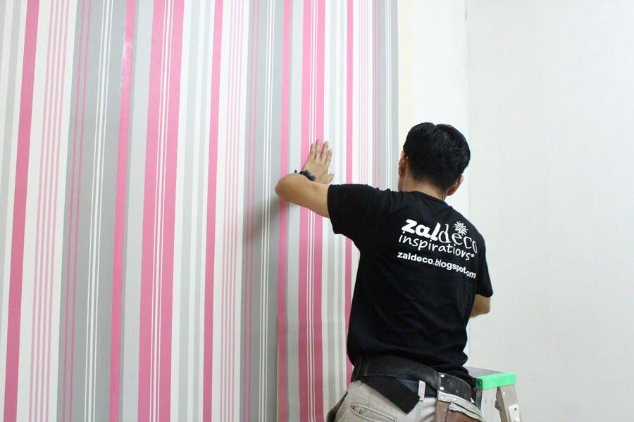 Wallpaper ZALDECO  PPR Pantai Dalam