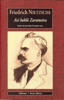 DESCARGAR HABLO ZARATUSTRA PDF ASI