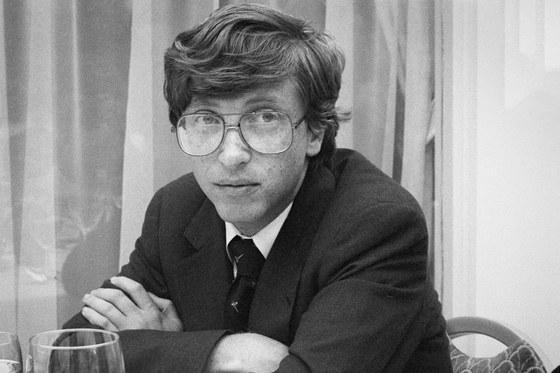 Bill Gates Semasa Muda