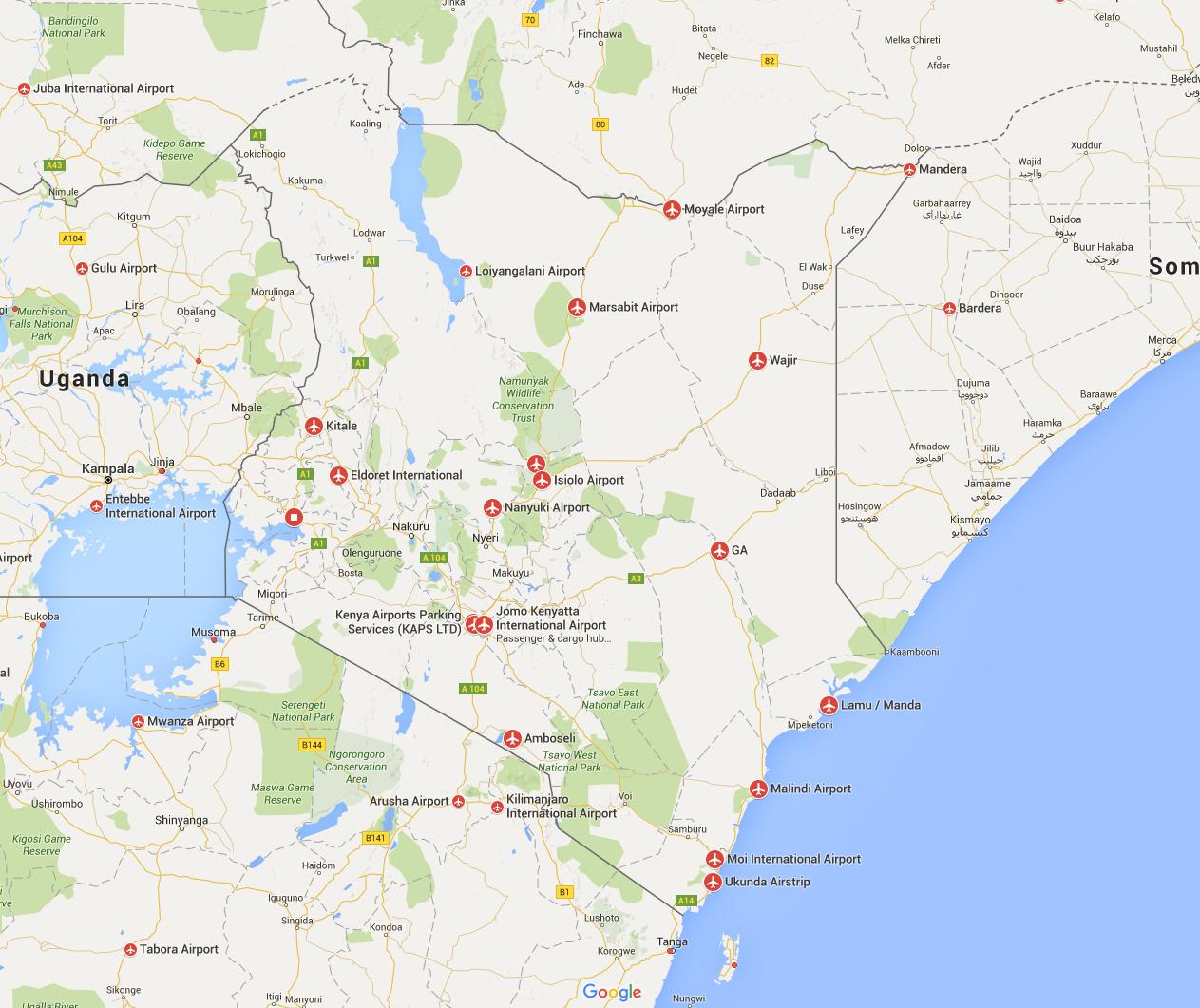 Airports Kenya