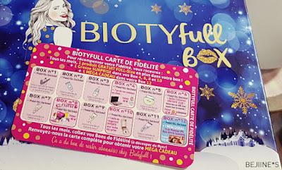 "BIOTYfull Box ""La Festive"""