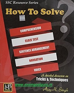 How To Solved English Book by Ajay K Singh