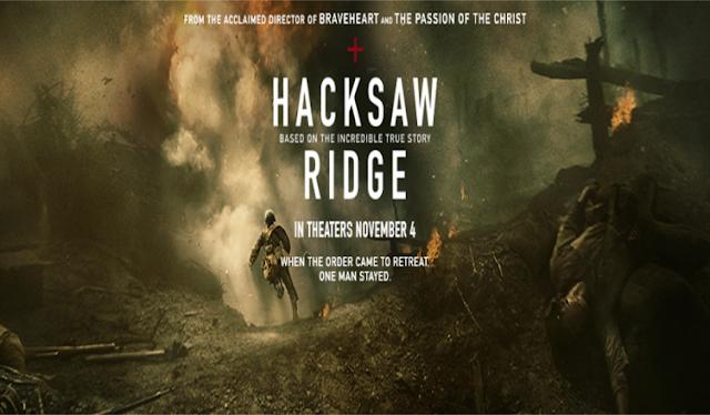 مشاهدة وتحميل فيلم Hacksaw Ridge 2016 بجودة BluRay مترجم اون لاين ... قصة حقيقية .. بعد غياب 10 سنوات ميل جيبسون يعود في أقوى أفلامه