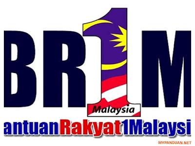 Permohonan Baru dan Cara Kemaskini BR1M 2018 Online