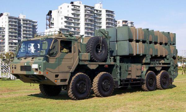 Sistem rudal Tipe 03 Chū-SAM