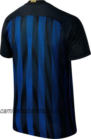 equipacion Inter Milan nuevo