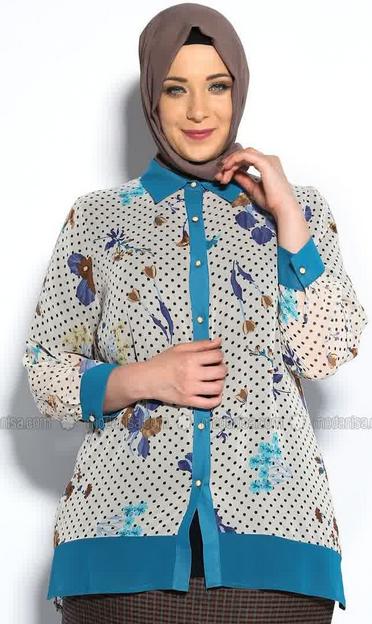 Trend Model Baju Kerja Muslim untuk Orang Gemuk