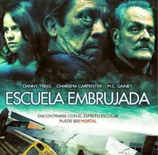 Escuela embrujada (2012) Online