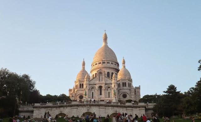 Basilica del Sacre Coeur