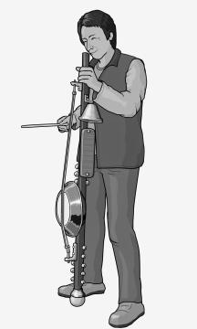 Stump fiddle(Jingling johnny)