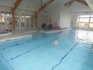 grove place nursling swimming pool