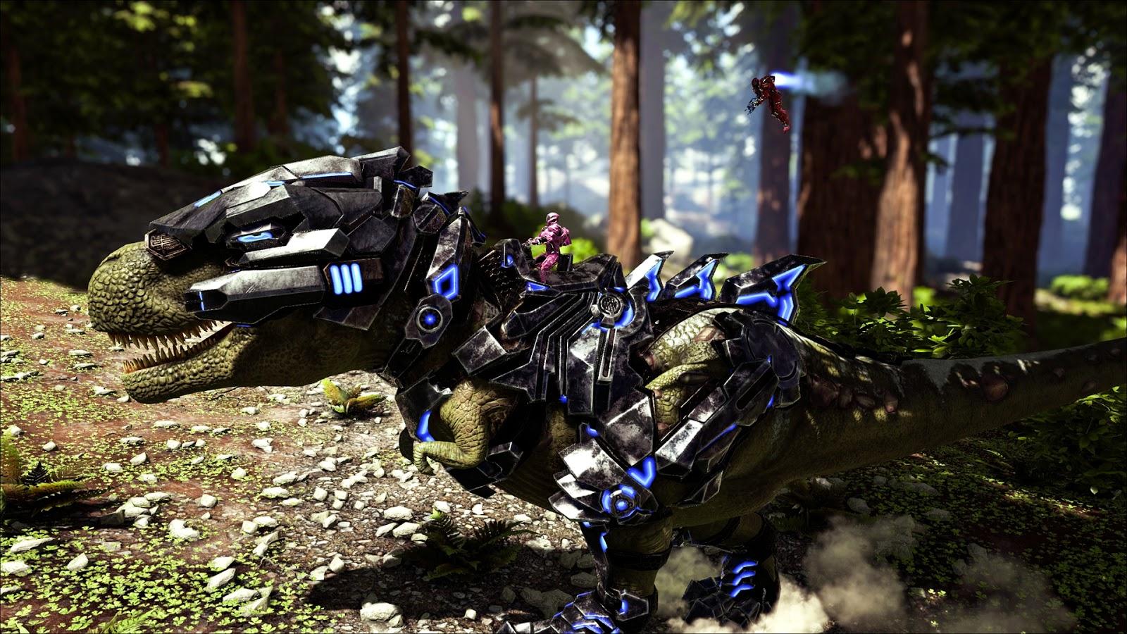 ARK Survival Evolved saldrá finalmente el 29 de agosto