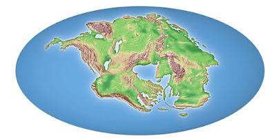 Mapa Pangea Última