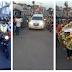 Dor e comoção marcam velório e funeral de Thiago Moura, mototaxista vítima de acidente de trânsito