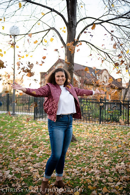 Twin Cities Autumn Portraits