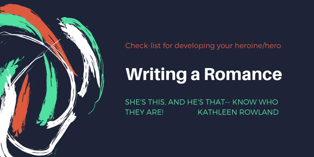 Kathleen Rowland Writes Romantic Suspense: #Tirgearr author shares