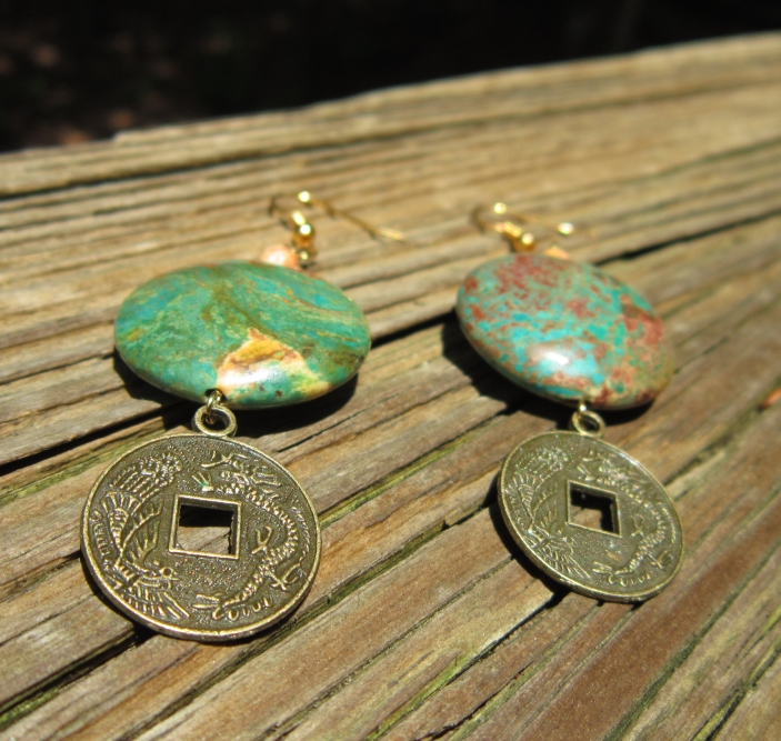 Bohemian Earth Handcrafted Jewelry Sold Silk Road