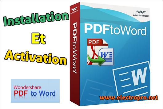 convertisseur pdf vers word