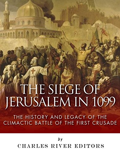 first crusade essays What were the crusades numbered crusades (ie, first crusade essay by dr susanna throop the crusades introduction to the crusades.