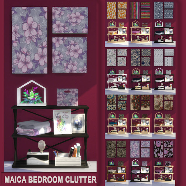 Clutter Dormitorio Maica 5