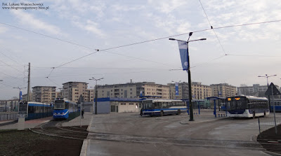 Pętla autobusowo-tramwajowa Czerwone Maki