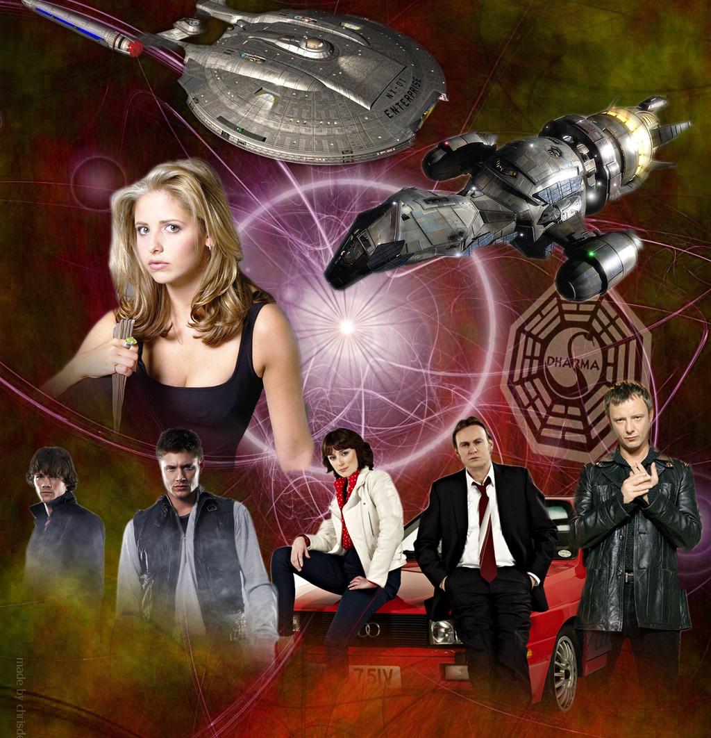 Sci Fi Serie