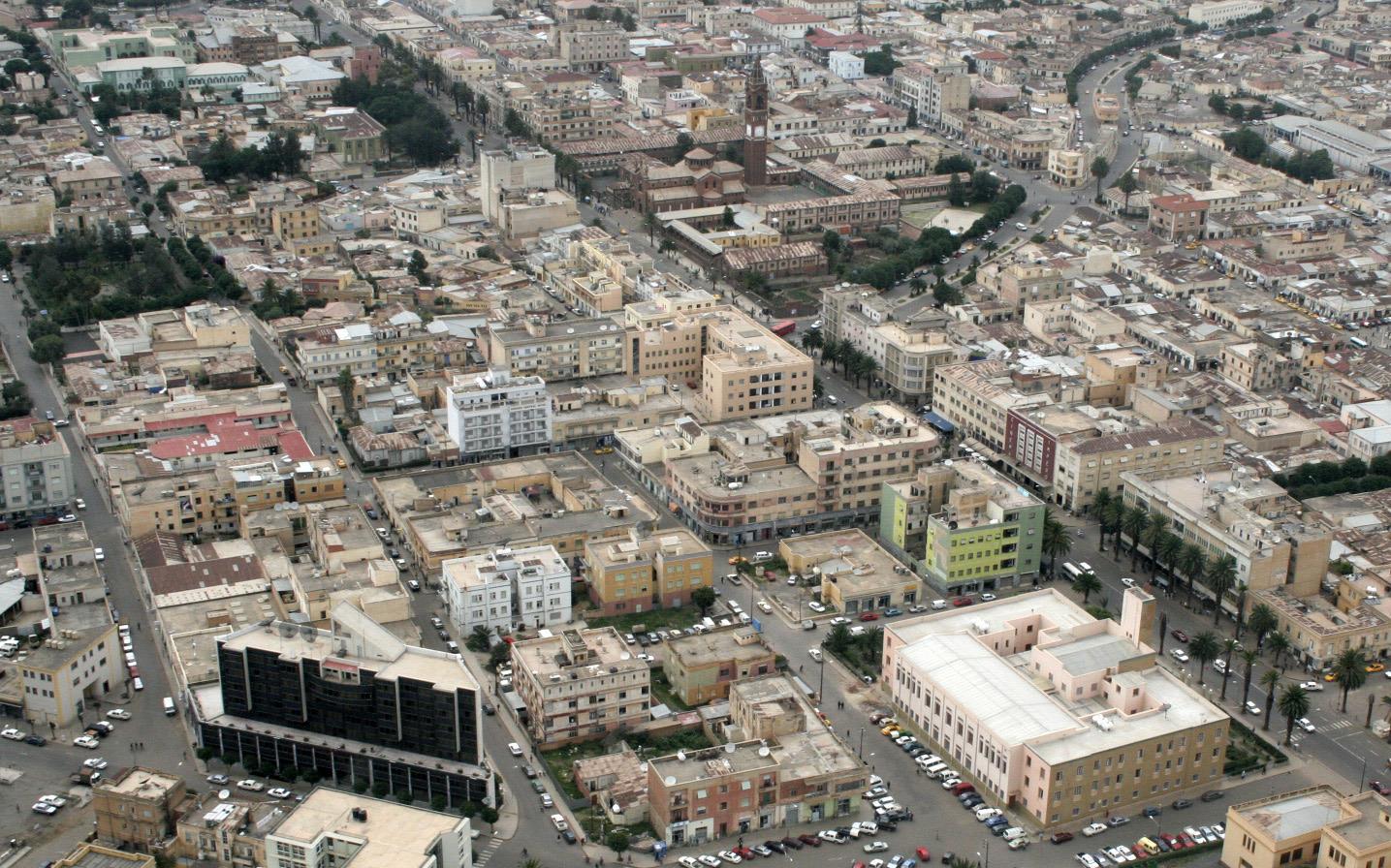 <Asmara: Africa&rsquo;s Modernist City (UNESCO World Heritage Inscription)