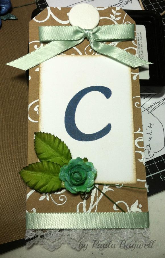 Paula's Space: Wedding Cards Banner