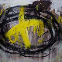 Arte y pintura informalista abstracta Pablo Foruria