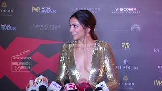 Deepika Padukone Promoting   Return of Xander Cage in India in Golde Gown 47 .xyz.jpg