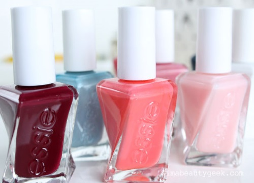 Essie Gel Couture Nail Polish Giveaway