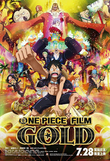 Download One Piece Movie 13 – Film Gold BD Subtitle Indonesia