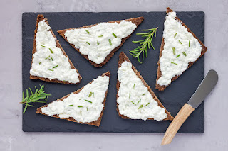 Fast and fabulous Feta spread