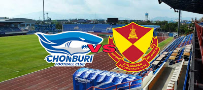 Live Streaming Chonburi FC vs Selangor Friendly Match 15.1.2019