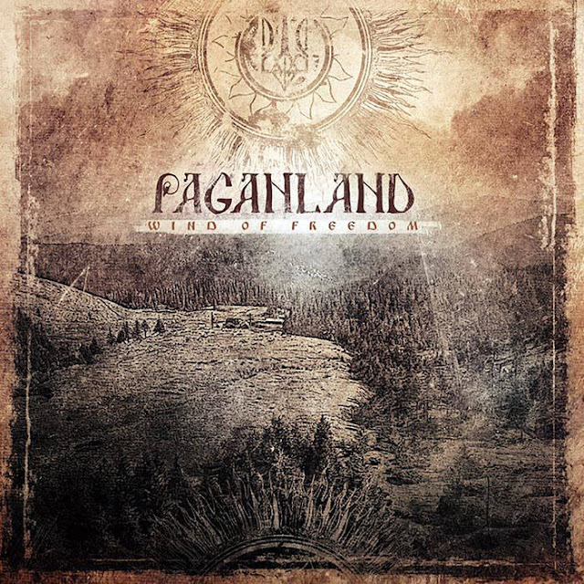 Paganland - Wind Of Freedom (2013)