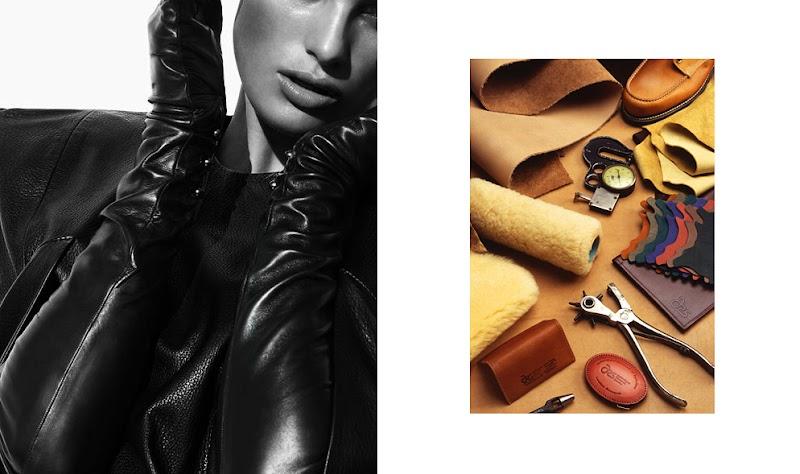 El cuero en la moda: la historia de un tejido atemporal