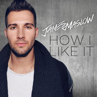 James Maslow - How I Like It - Album Download, Itunes Cover, Official Cover, Album CD Cover Art, Tracklist