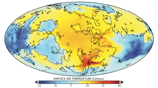 Sciency Thoughts: Could there have been life on ancient Venus? on temperature of planets, venus cloud map, temperature on venus in fahrenheit,