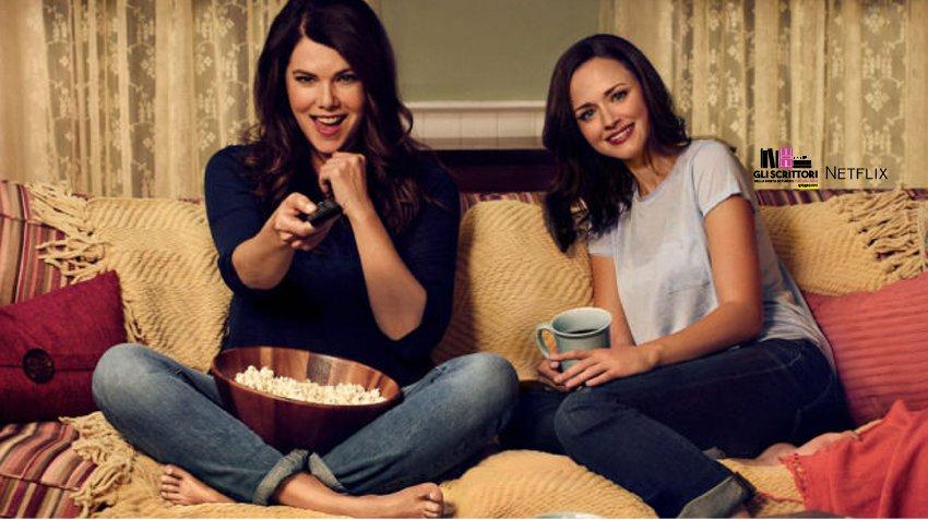 Una mamma per amica: Di nuovo insieme, da Netflix al DVD