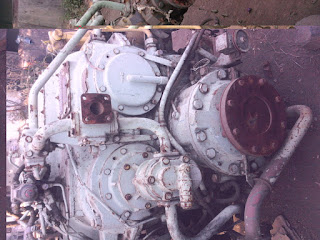 used, daihatsu, 6DL-26SL, marine, used, generator, sale, supplier, spare parts, ship machinery